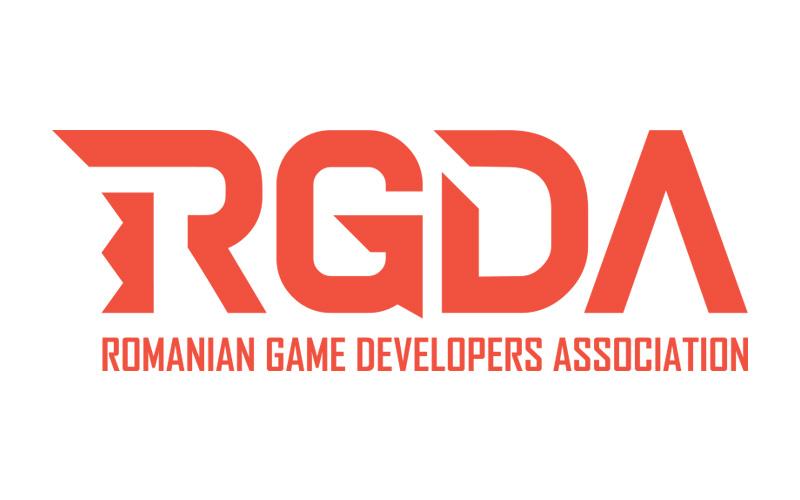 RGDA- Romanian Game Developers association logo