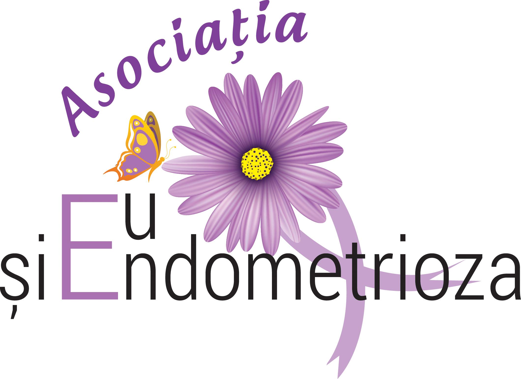 Asociatia Eu si Endometrioza logo