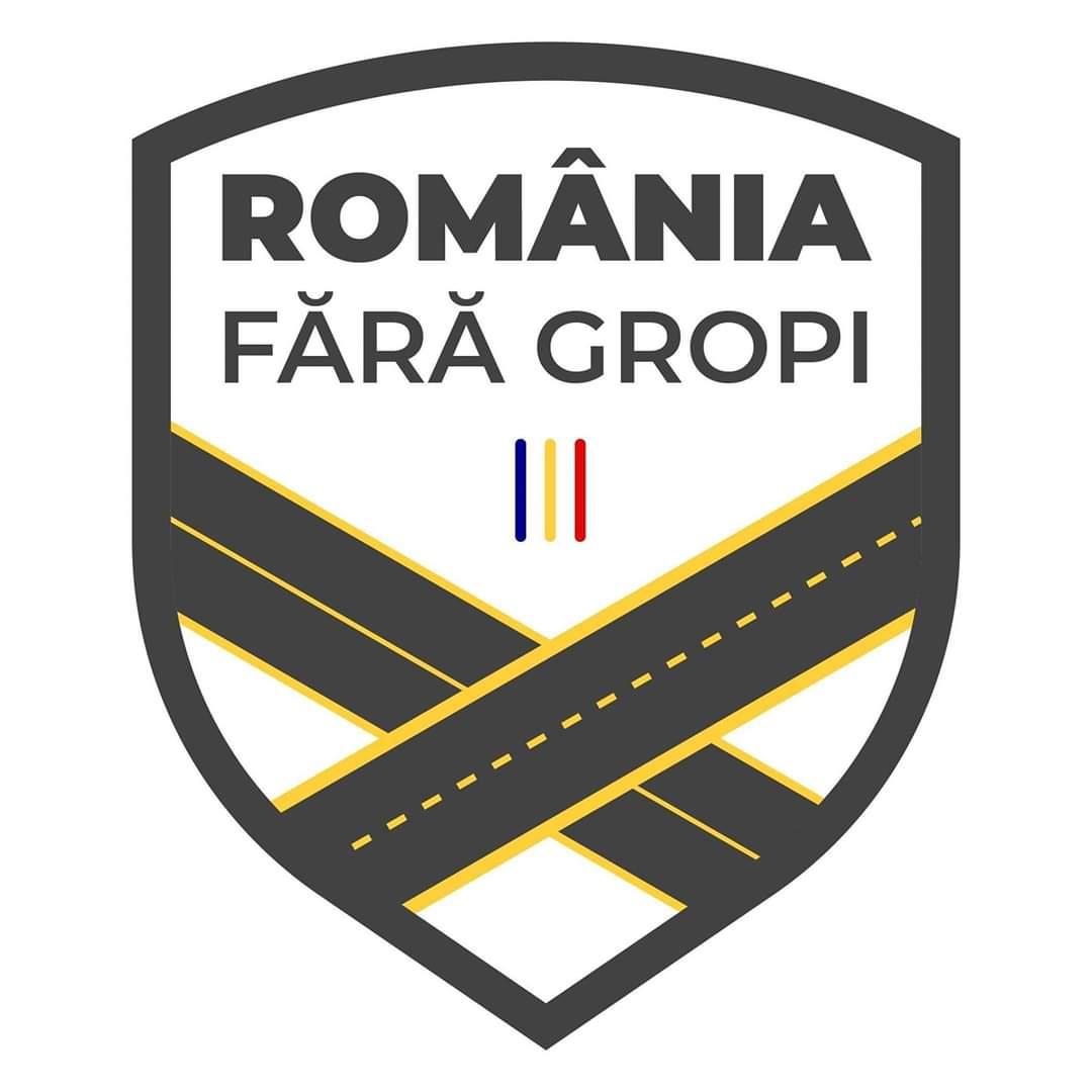 Asociația România Fără Gropi logo
