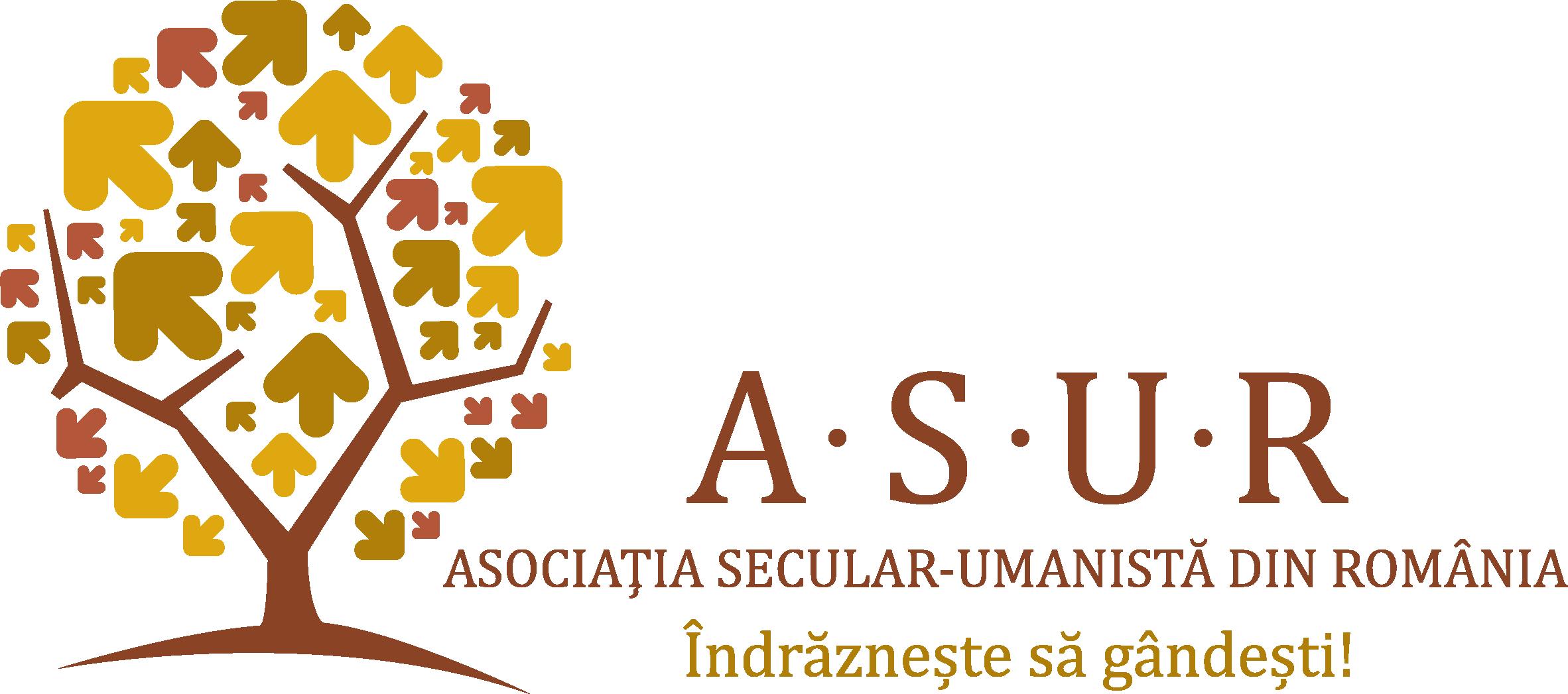 ASUR - Asociatia Secular-Umanista din Romania logo