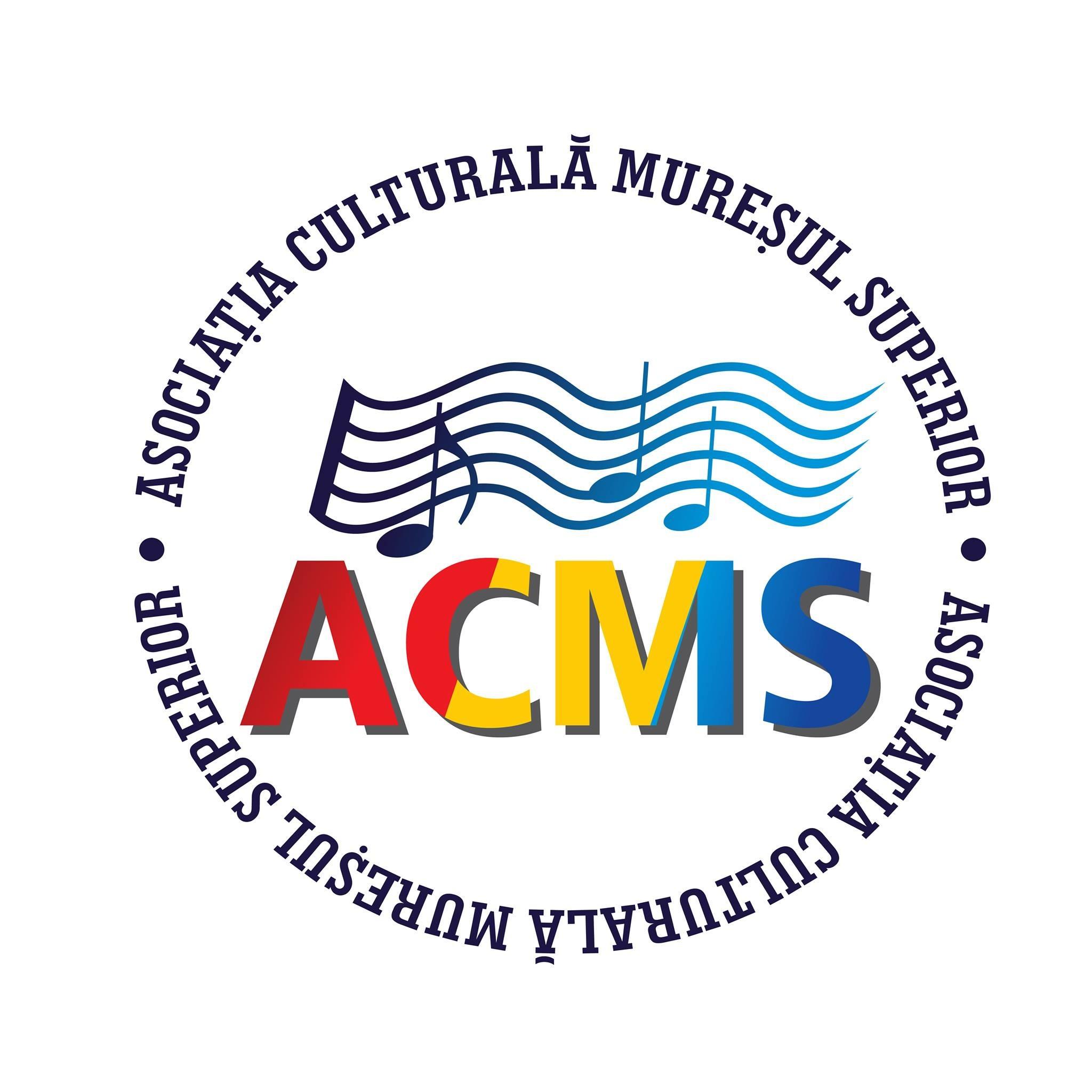 Asociația Culturală Mureșul Superior logo