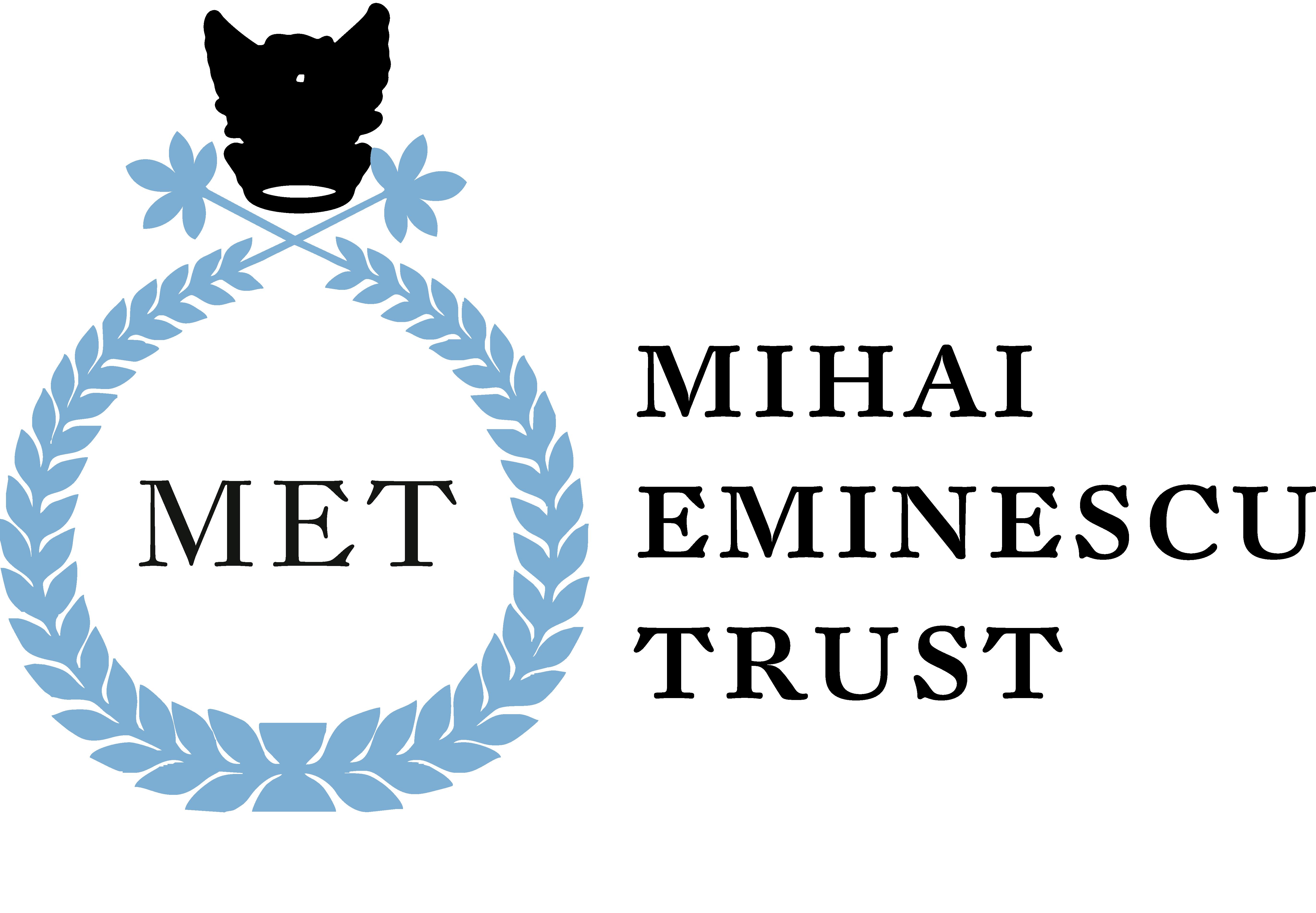 Fundația Mihai Eminescu Trust logo