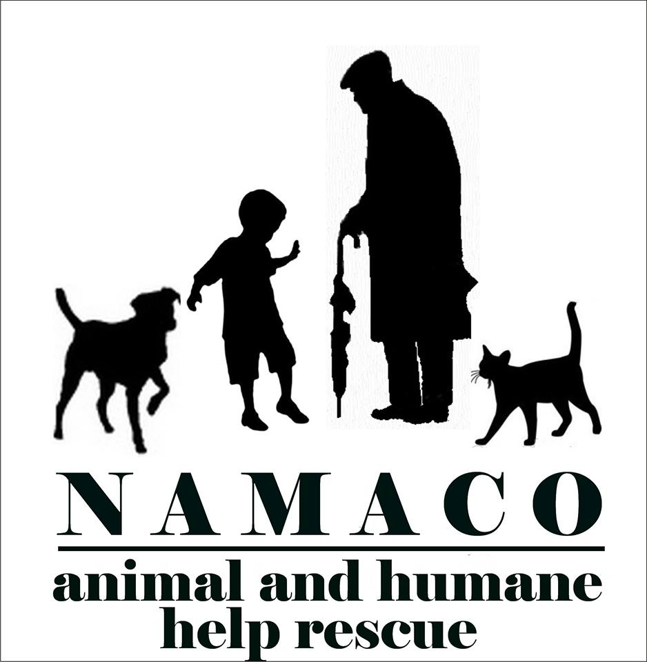 Asociația NAMACO Animal and Humane Help Rescue logo
