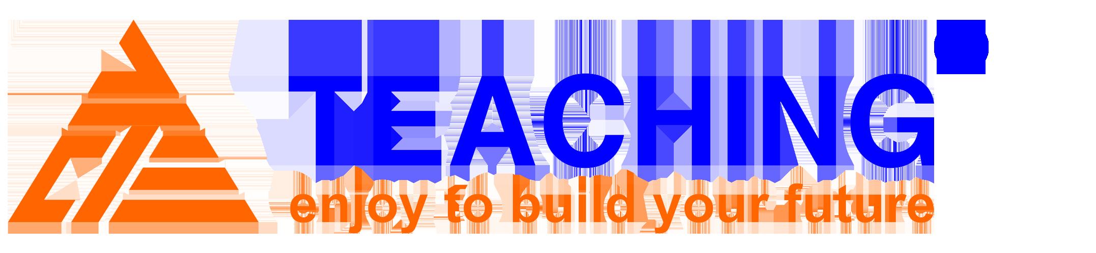 """Asociatia Tehnica de Formare Profesionala """"TEACH ING"""" logo"""