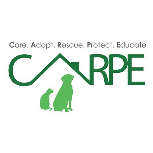 Asociatia pentru protectia animalelor CARPE logo