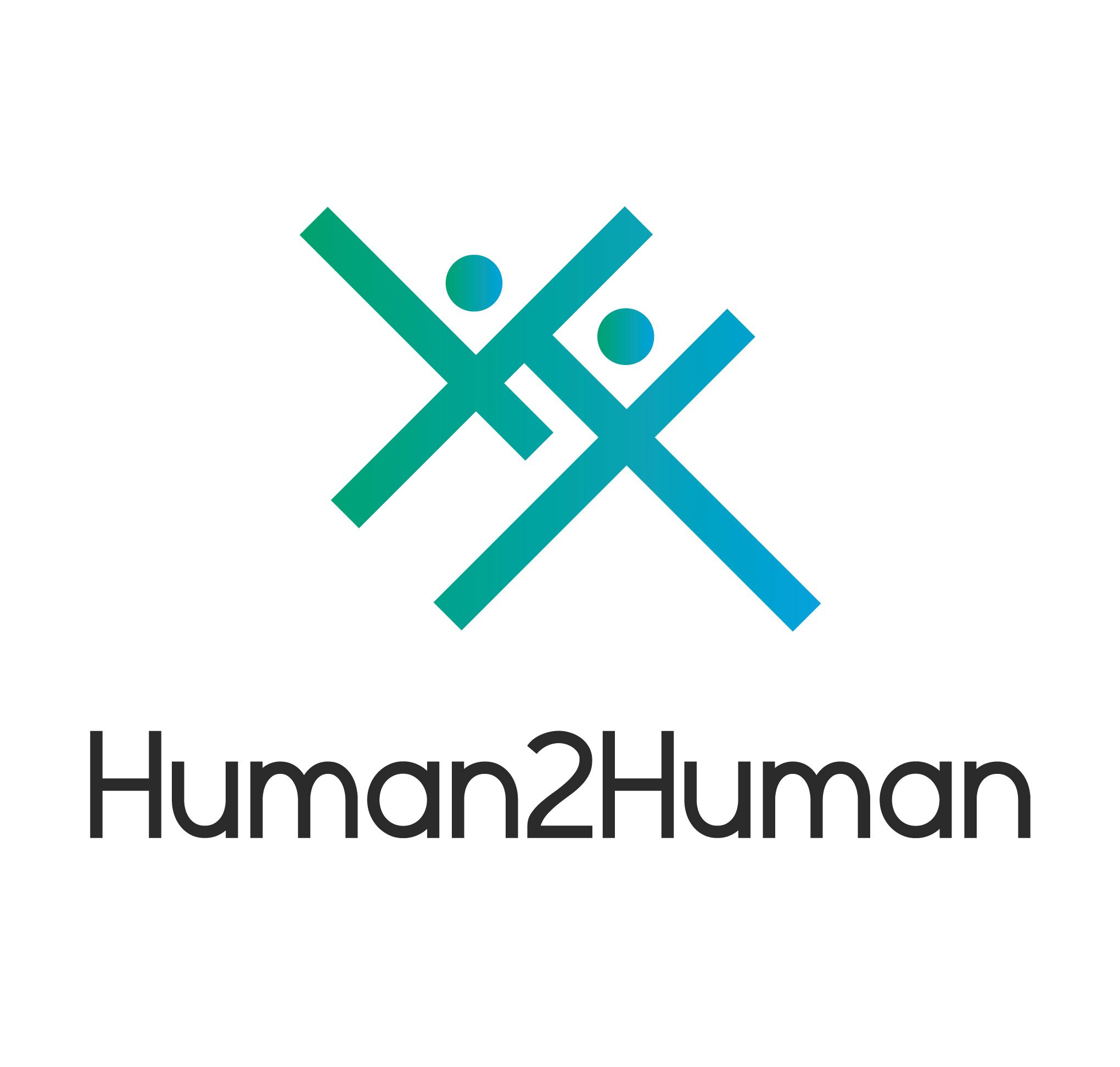 Asociația Human to Human  logo