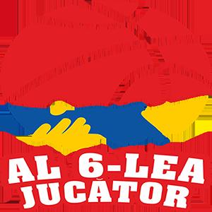 "Asociatia ""Al 6-lea jucator"" logo"