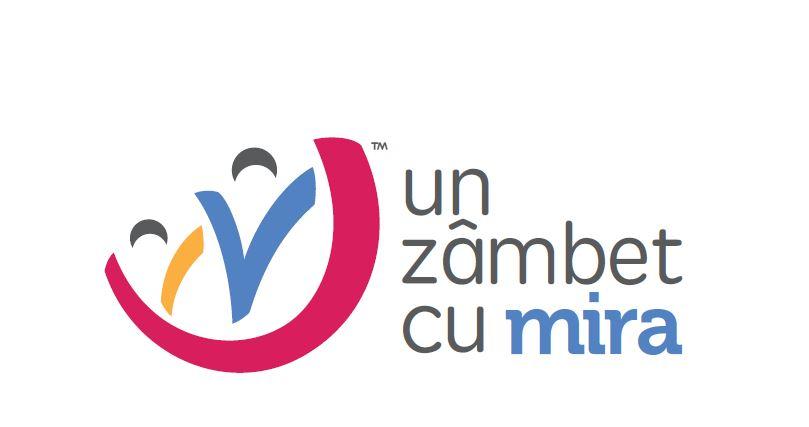 Un Zambet cu MIRA logo