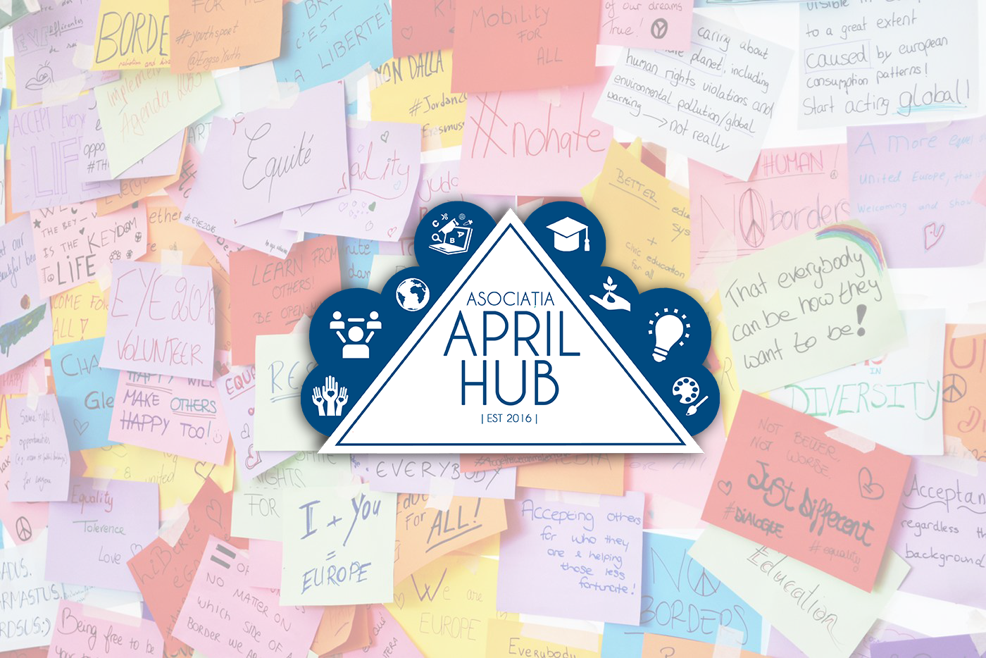 Asociația April Hub logo
