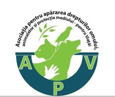 Asociația pentru apararea  drepturilor omului, animalelor și protecția mediului-Pentru Viata logo