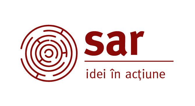 Societatea Academică din România (SAR) logo