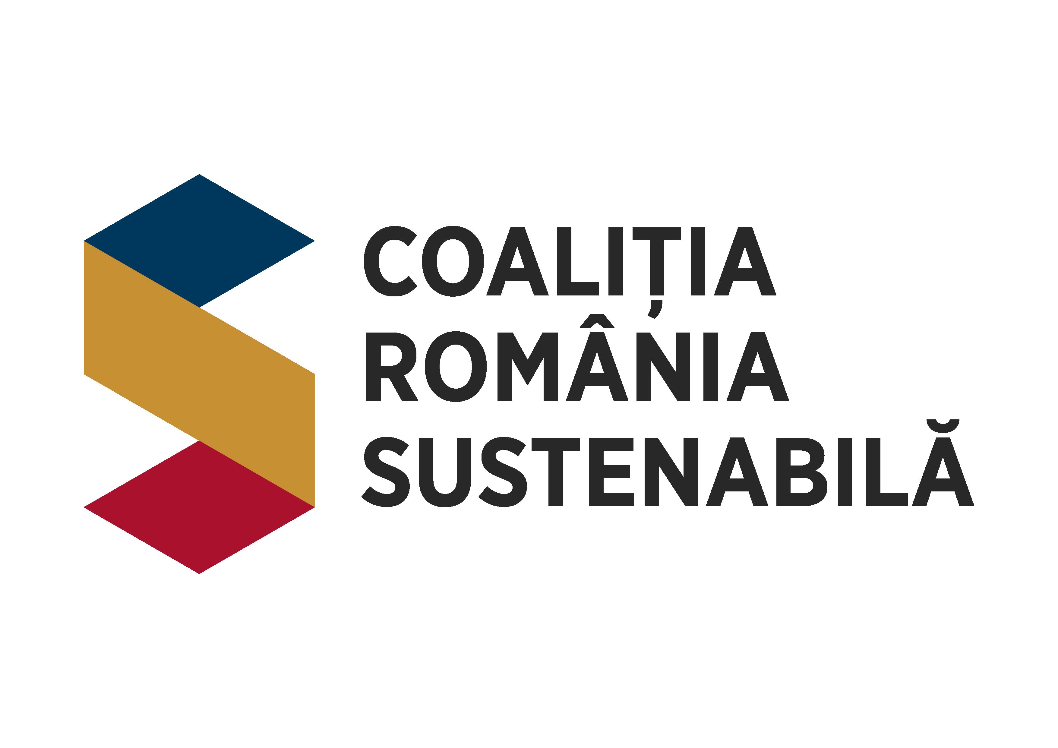 Asociația Coaliția România Sustenabilă logo