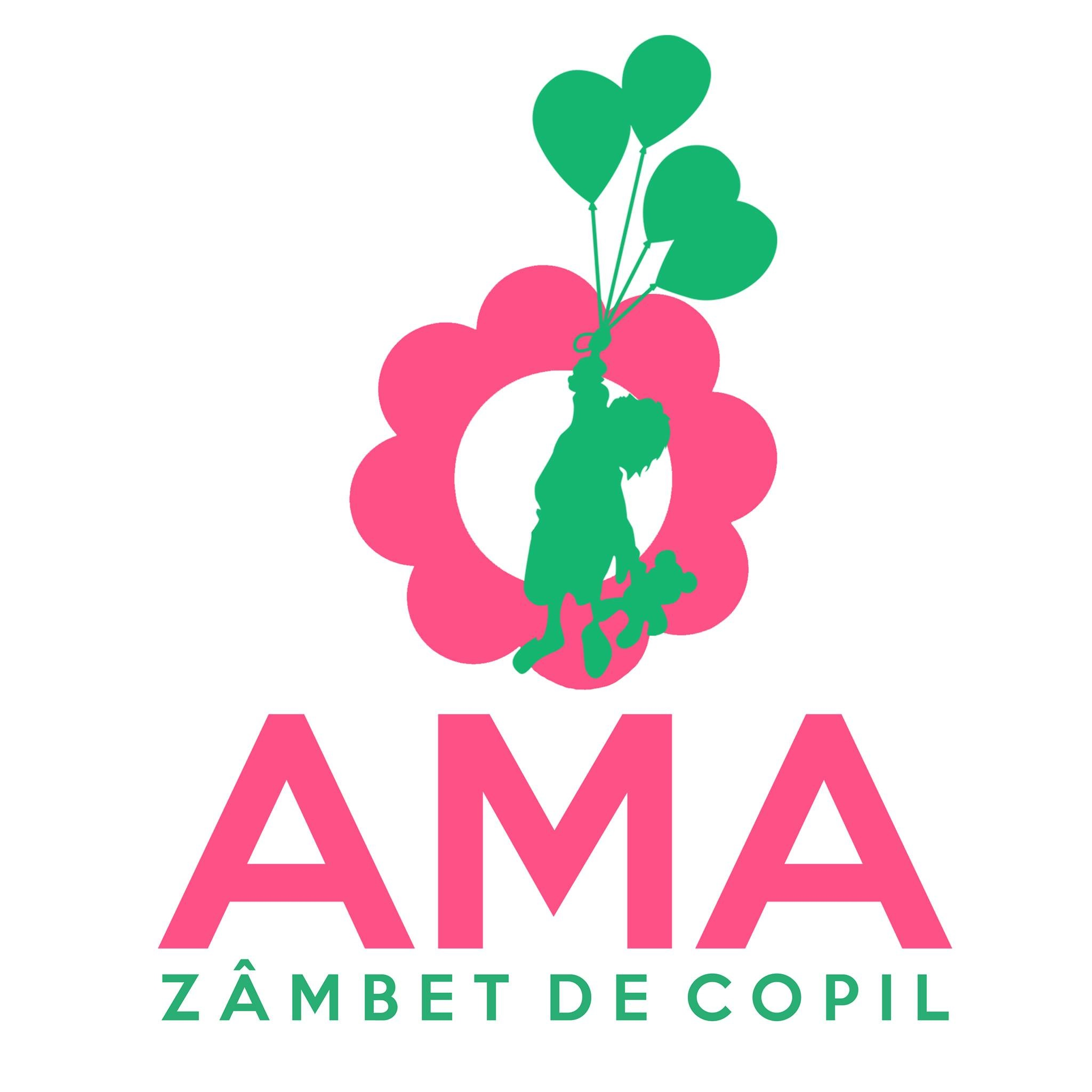AMA ZAMBET DE COPIL logo