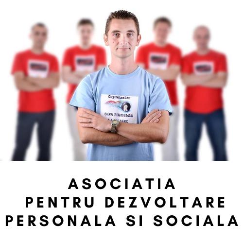ASOCIATIA PENTRU DEZVOLTARE PERSONALA SI SOCIALA logo