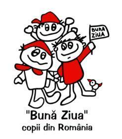 """Asociația """"Bună Ziua, Copii din România"""" logo"""