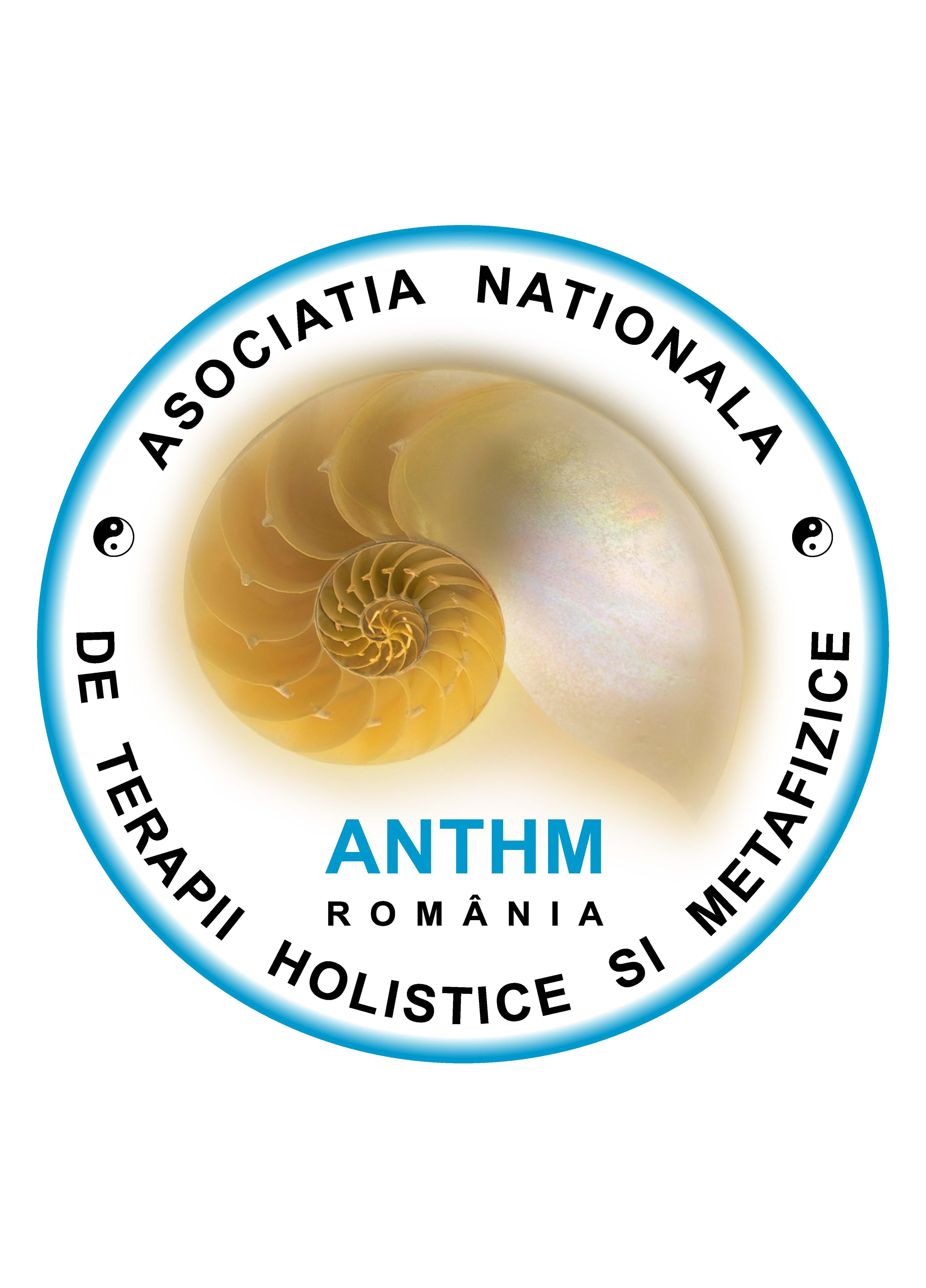 Asociatia Nationala de Terapii Holistice si Metafizice logo