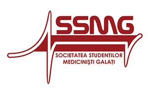 Asociația Societatea Studenților Mediciniști Galați (SSMG) logo