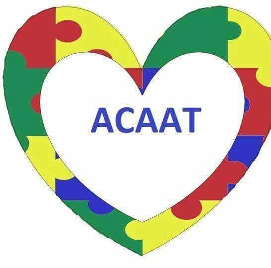 Asociația Copiilor și Adulților cu Autism Teleorman logo