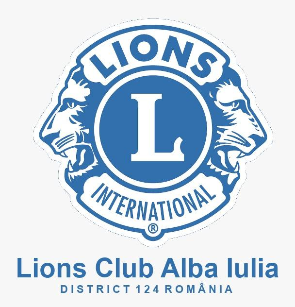 ASOCIATIA LIONS CLUB ALBA IULIA GEMINA logo