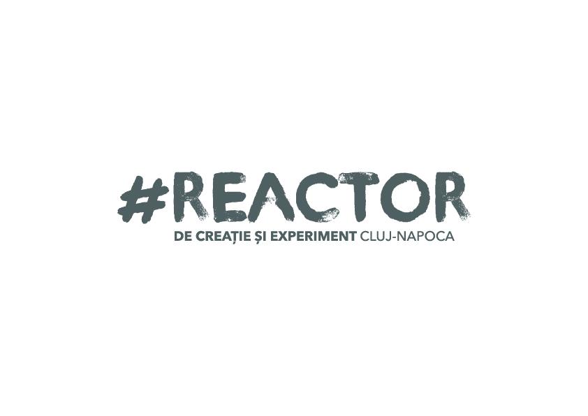 Asociația Reactor de creație și experiment logo