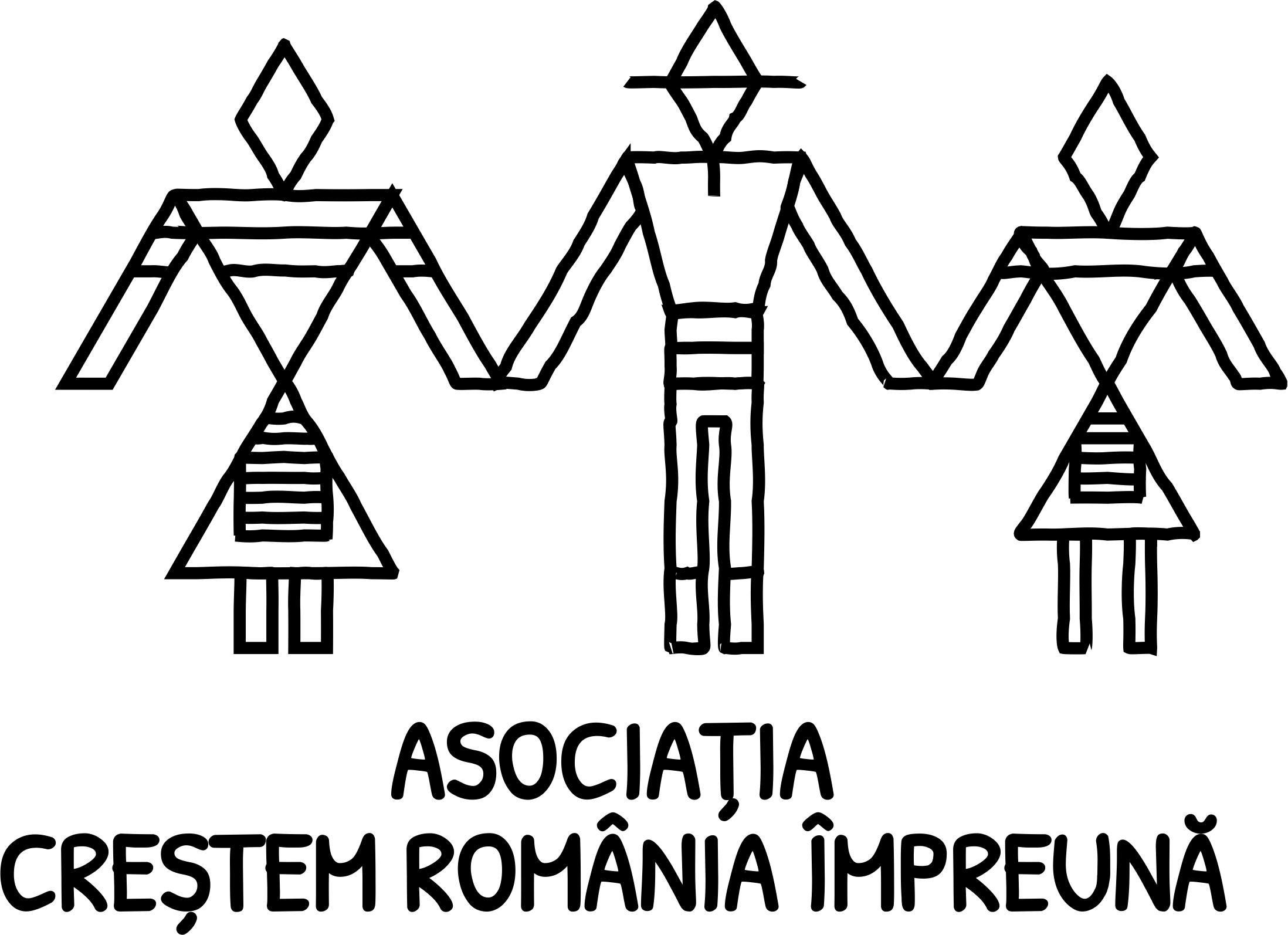 Asociația Creștem România Împreună logo
