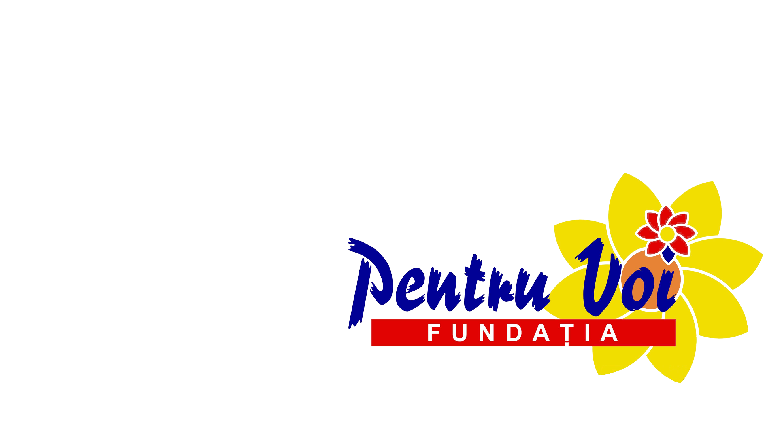 """FUNDATIA """"PENTRU VOI"""" logo"""