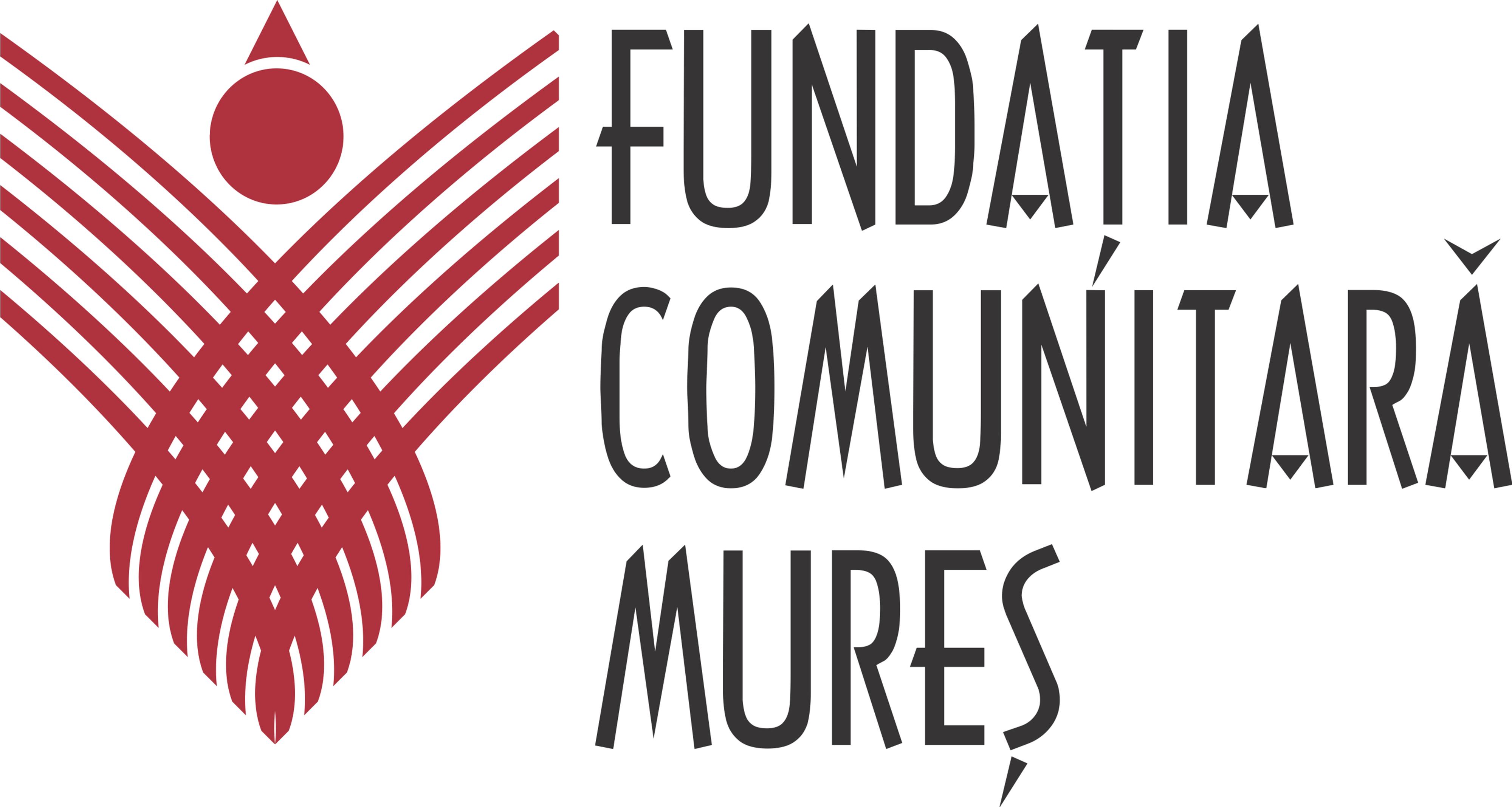 Fundația Comunitară Mureș logo