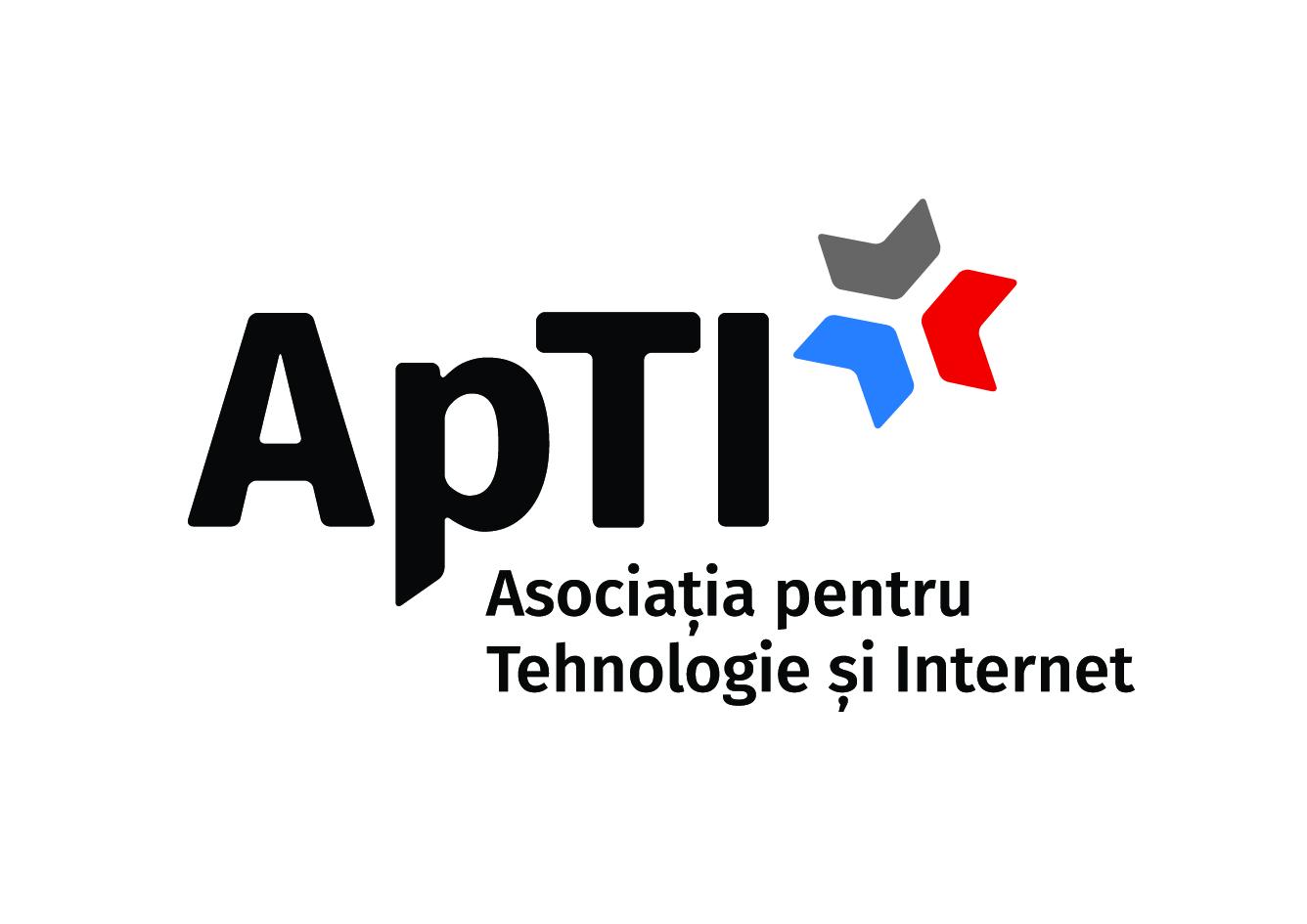 ApTI - Asociatia pentru Tehnologie si Internet logo