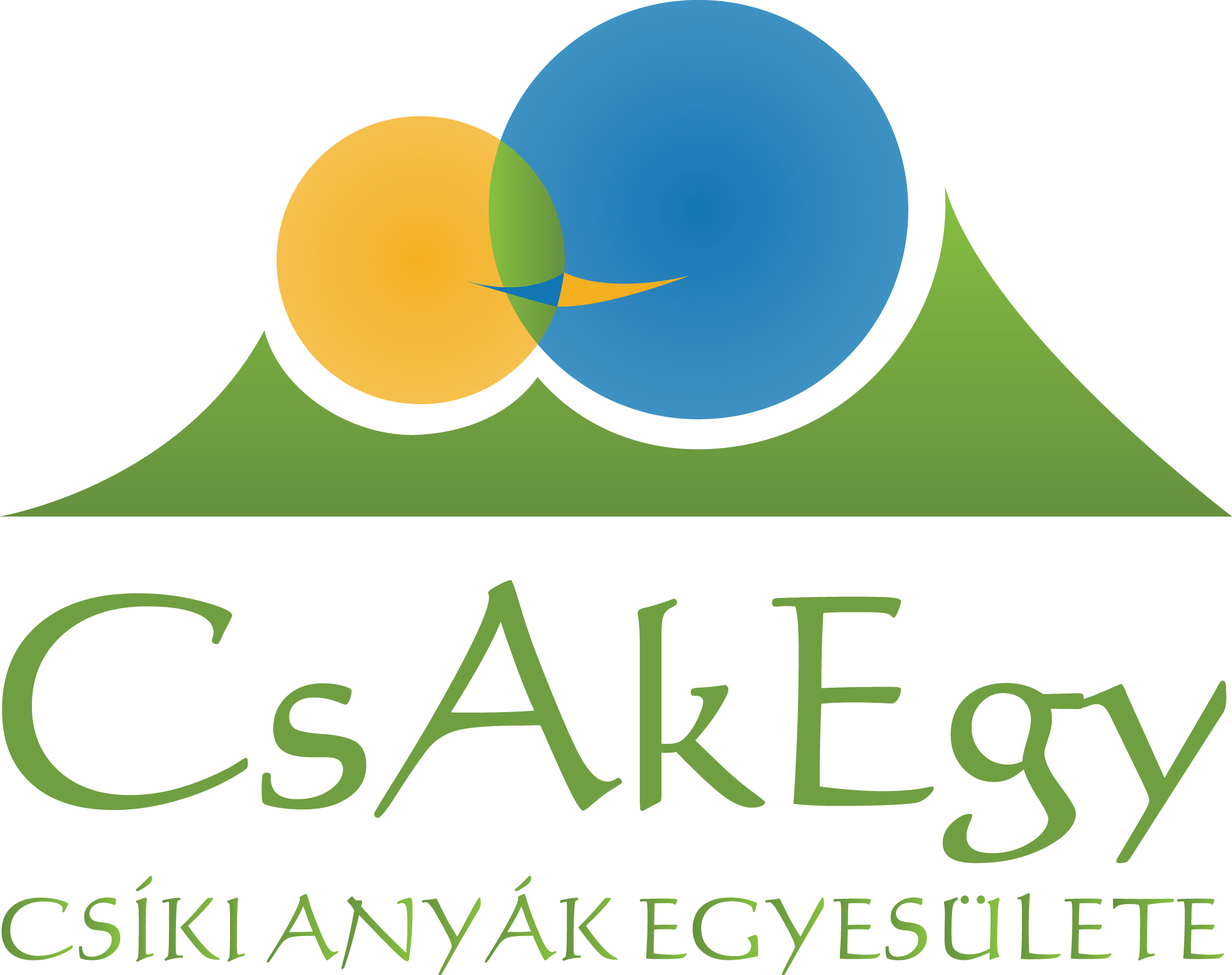 Asociația Csiki Anyak Egyesulete logo