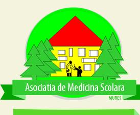 ASOCIATIA DE MEDICINA SCOLARA MURES logo
