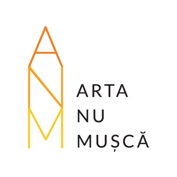 Asociația Arta nu mușcă logo