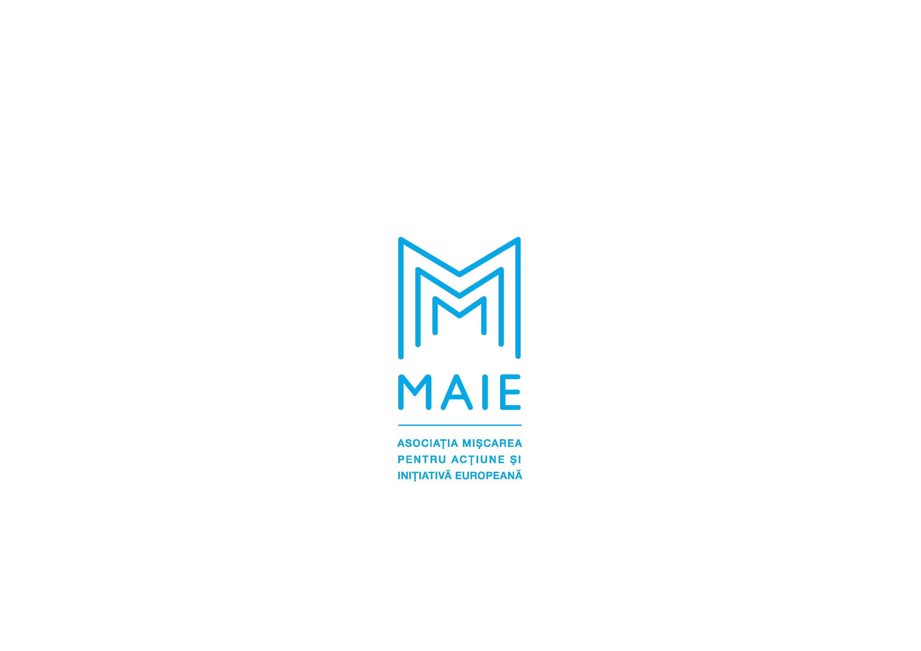 Asociația Mișcarea pentru Actiune și Inițiativă Europeană (MAIE) logo