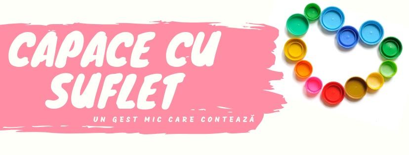 Asociatia CAPACE CU SUFLET logo