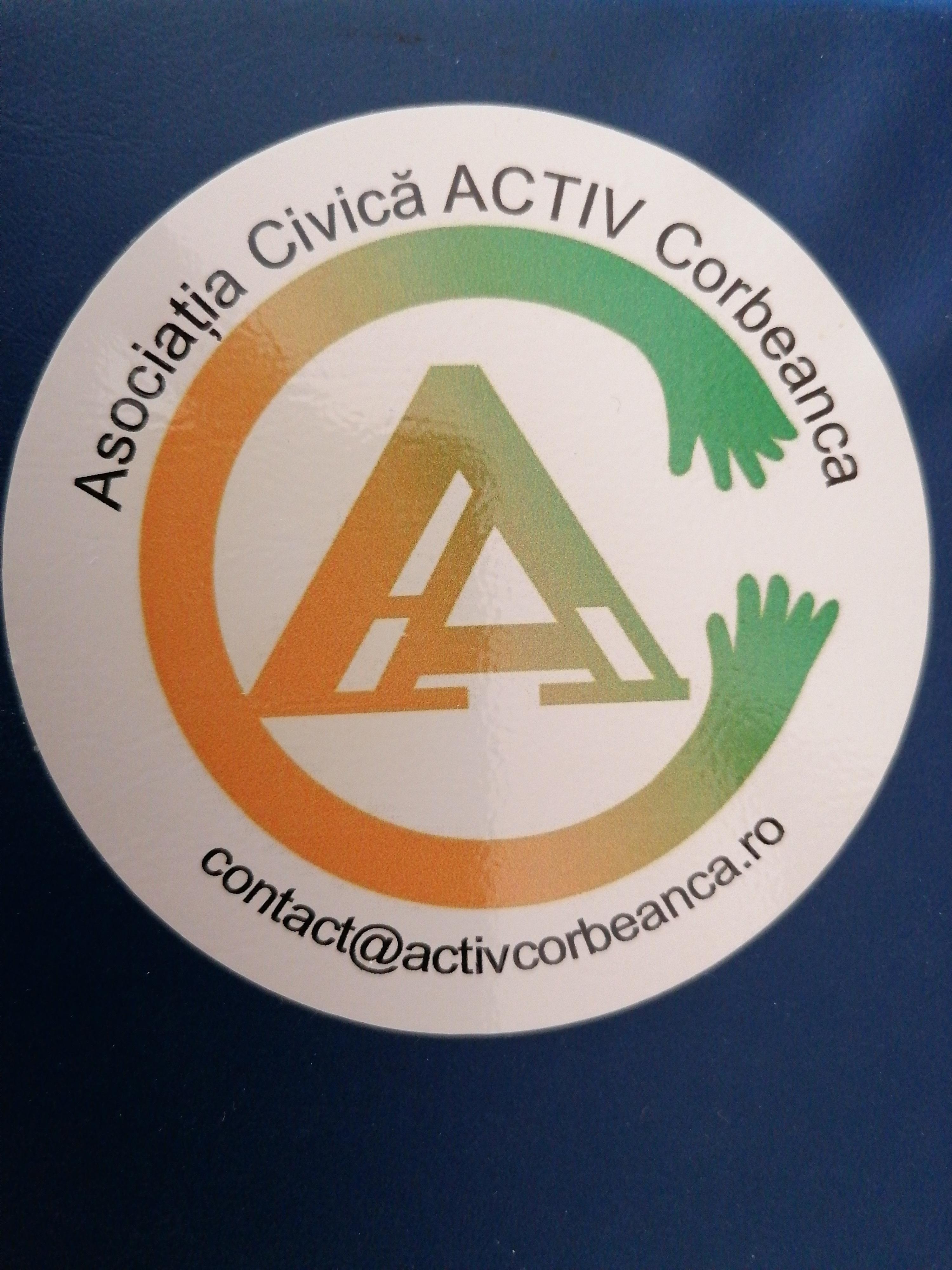 Asociația Civică Activ Corbeanca  logo