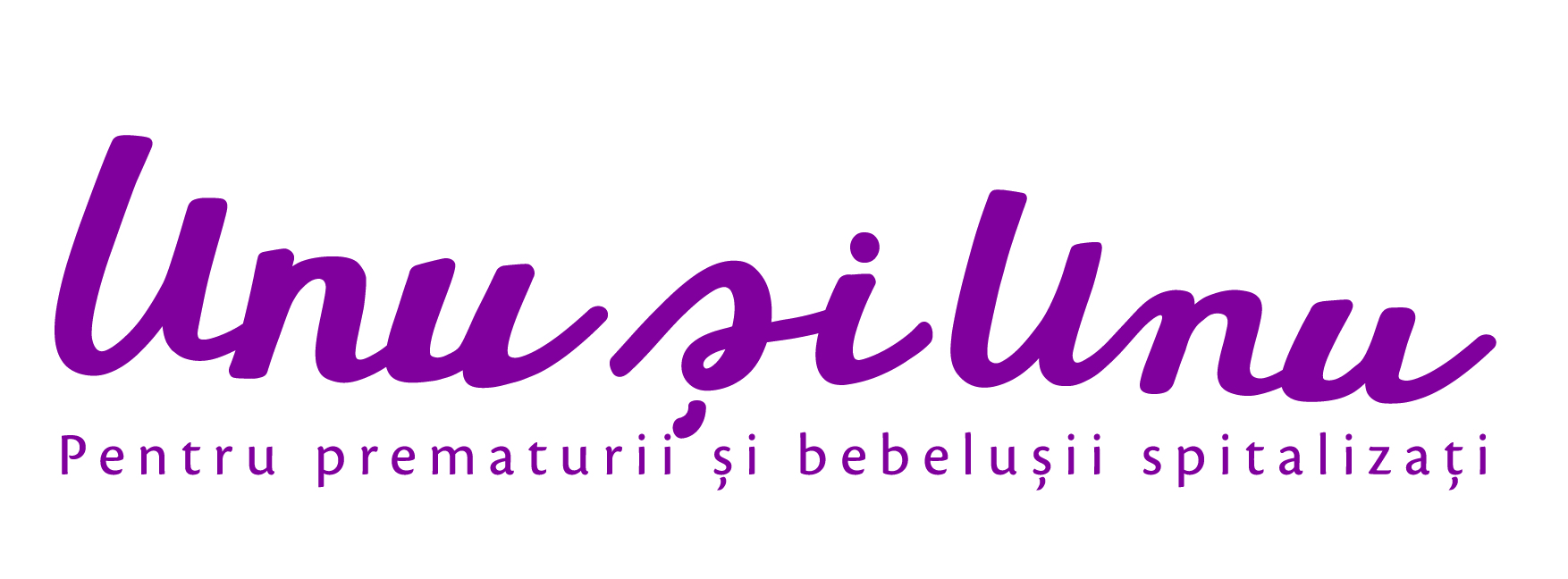 Asociaţia Unu şi Unu logo