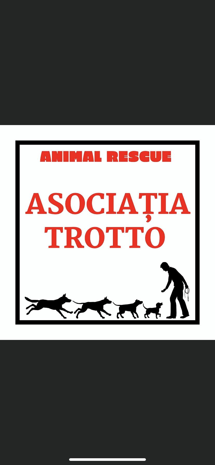 Asociația Pentru Protecția Animalelor Trotto  logo