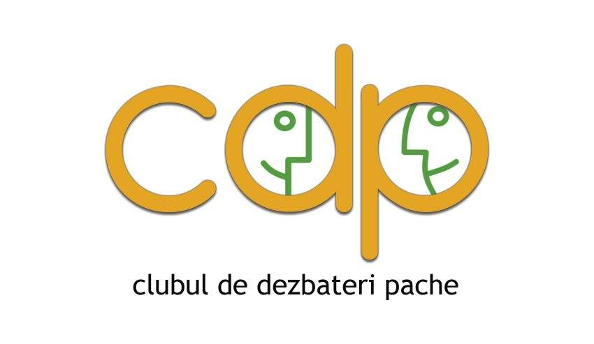 Clubul de dezbateri Pache logo