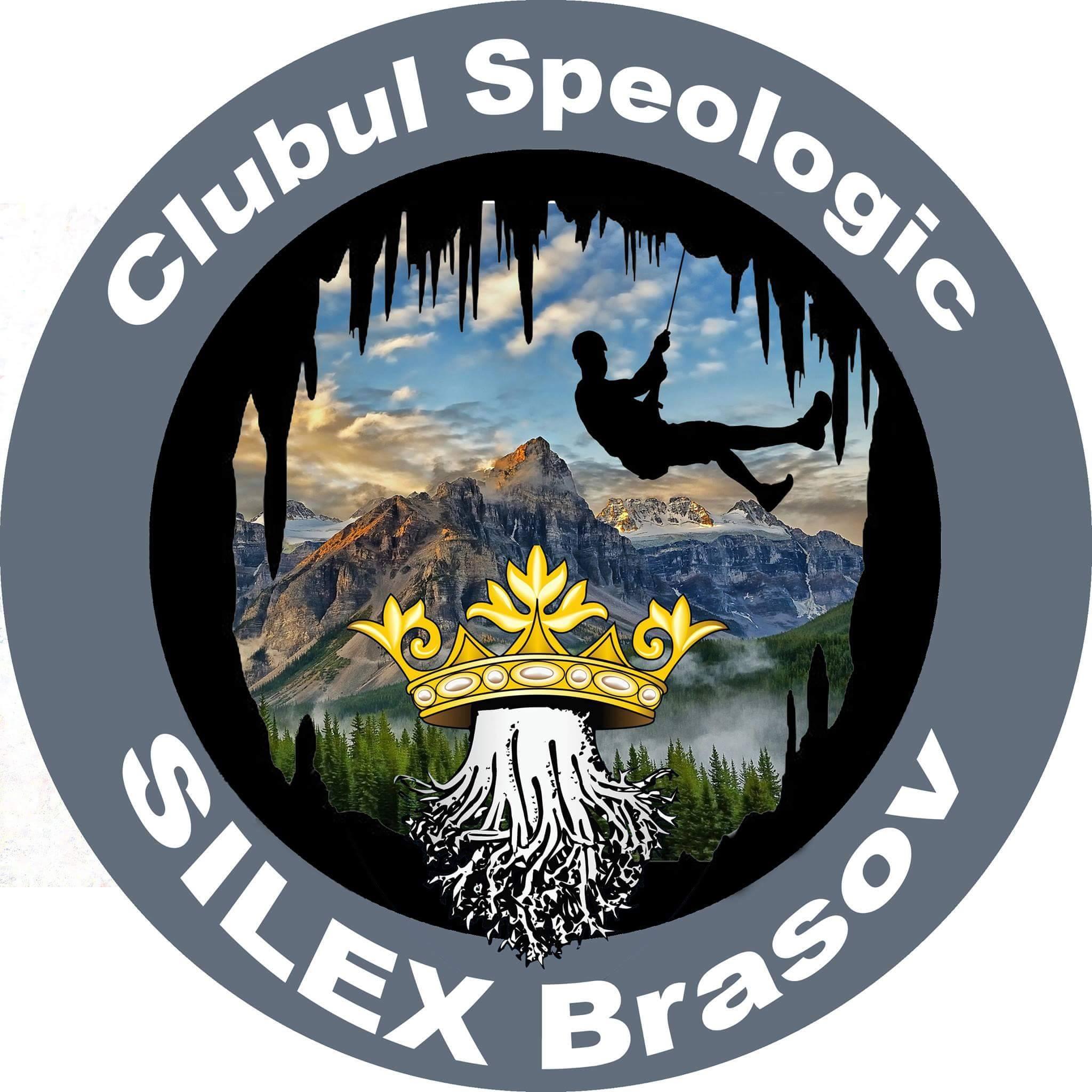 Asociația Speologică Silex Brașov logo