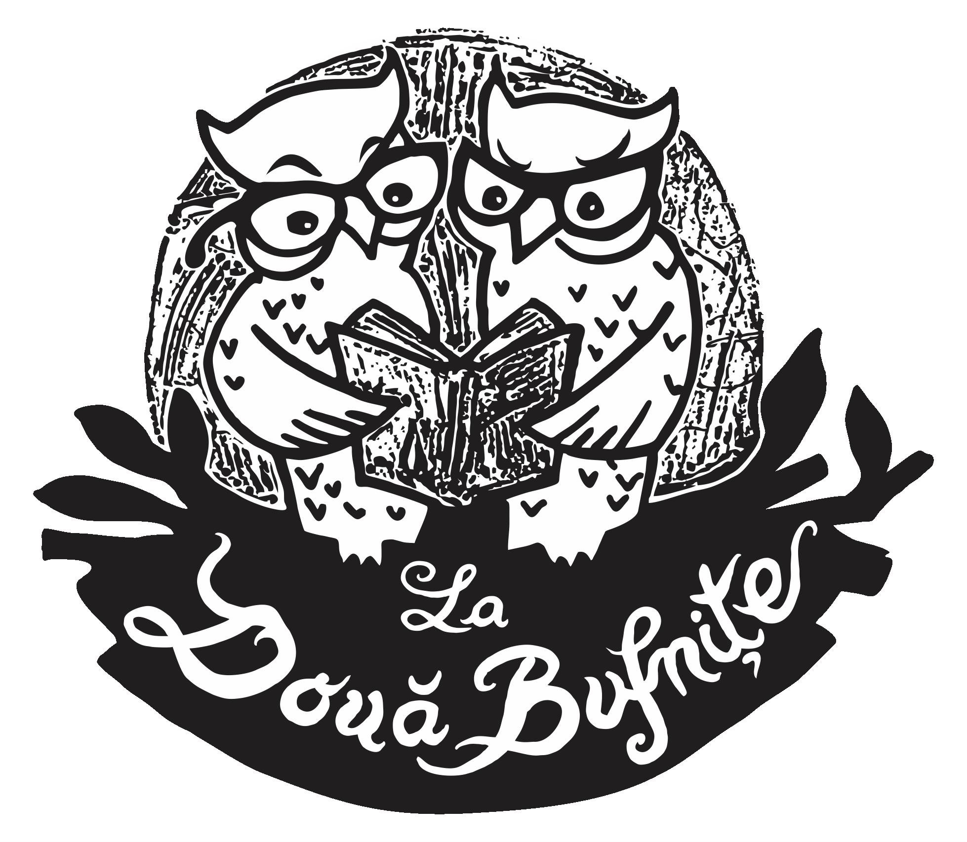 Asociația Culturală La Două Bufnițe logo