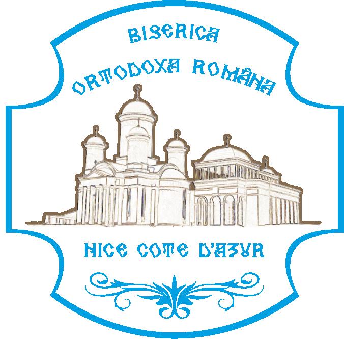 "Fundatia ""Construirea Bisericii Ortodoxe Române din Nisa"" logo"