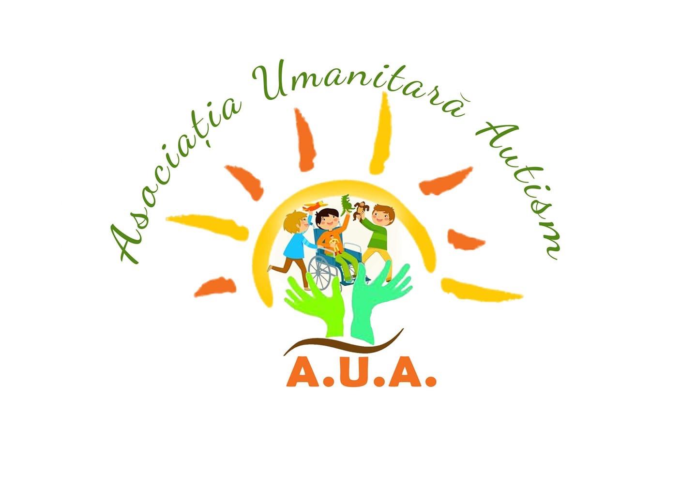 "Asociația Umanitara Sf. Arh. ""Mihail si Gavril"" Autism logo"