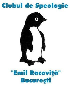 "Clubul de Speologie ""Emil Racovita"" Bucuresti logo"