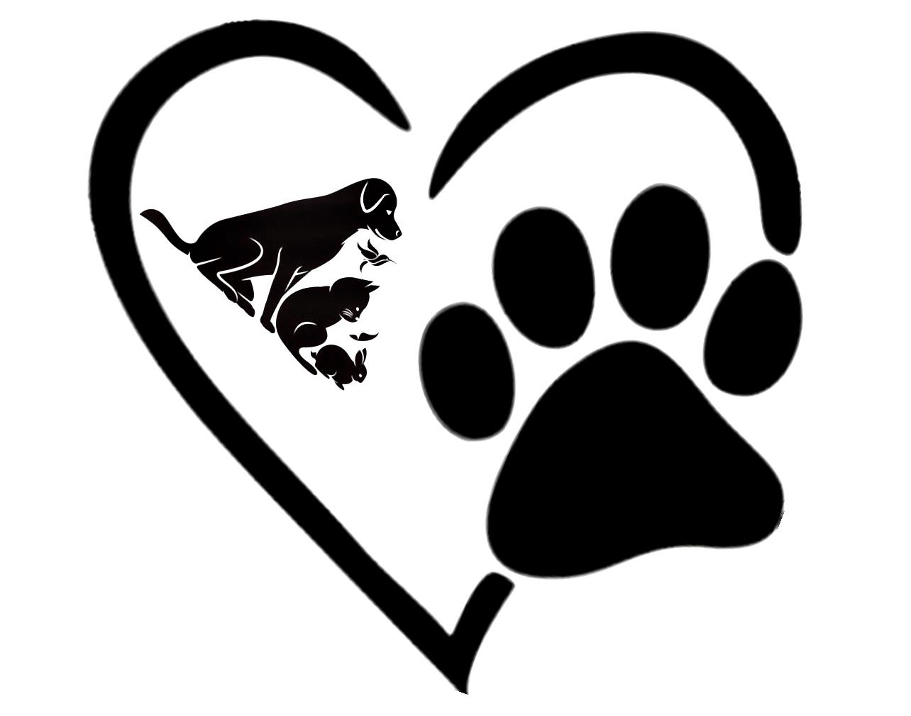 Asociatia the voice for the voiceless  - vocea necuvantatoarelor logo