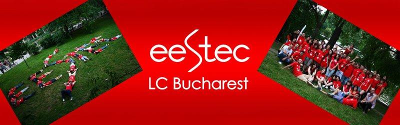 EESTEC Bucharest logo