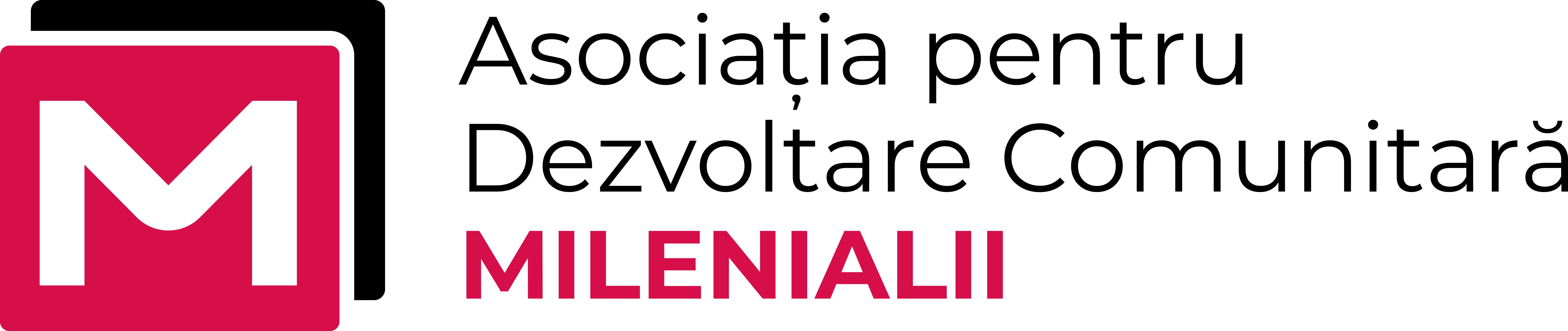 Asociația pentru Dezvoltare Comunitară MILENIALII logo