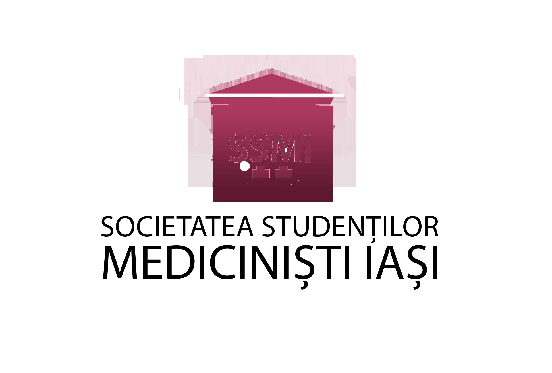 Asociația Societatea Studenților Mediciniști Iași (SSMI) logo