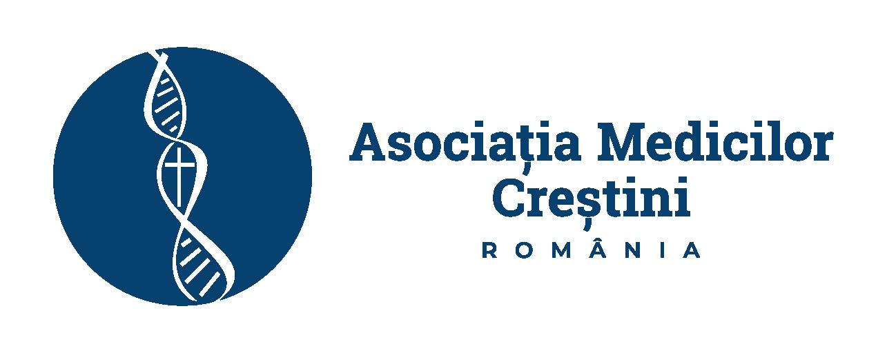 Asociația Medicilor Creștini din România logo