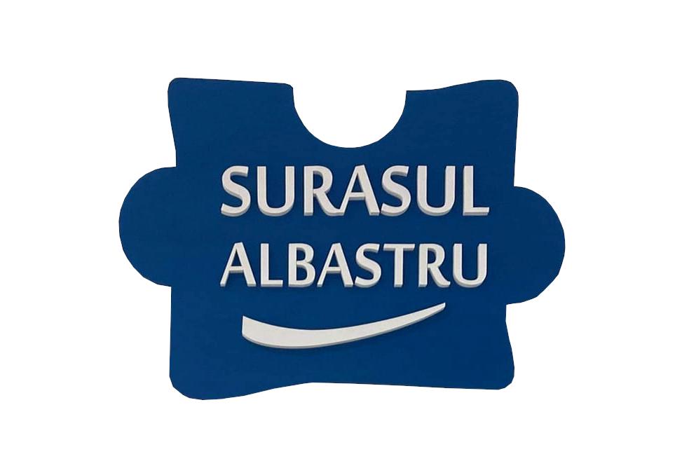 Asociația Surâsul Albastru logo