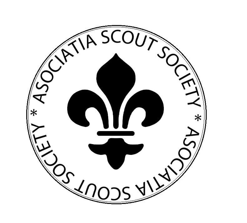 Asociatia Scout Society logo