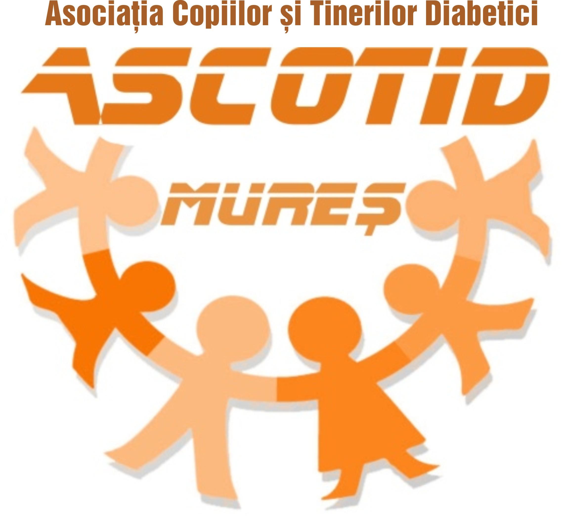Asociatia Copiilor si Tinerilor Diabetici Mures (ASCOTID) logo